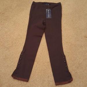 NWT Ralph Lauren leggings, size 5.